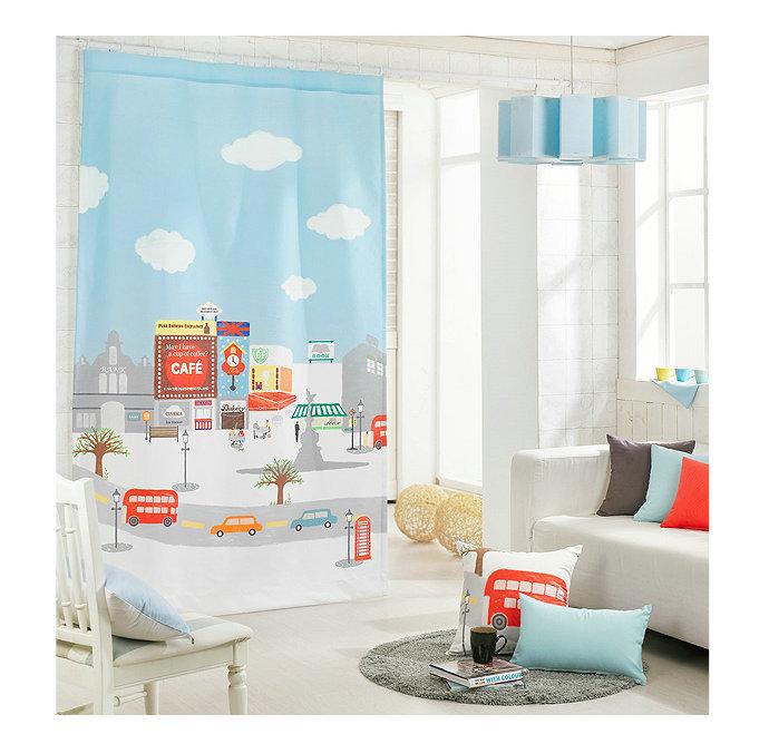 Niños bebé niños habitación japonés corea estilo Ikea puerta ...