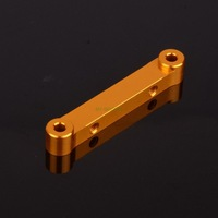 HSP Upgrade Parts For 1/10 RC Model Car Rear Anti-Spuat Plate 122034 Gold