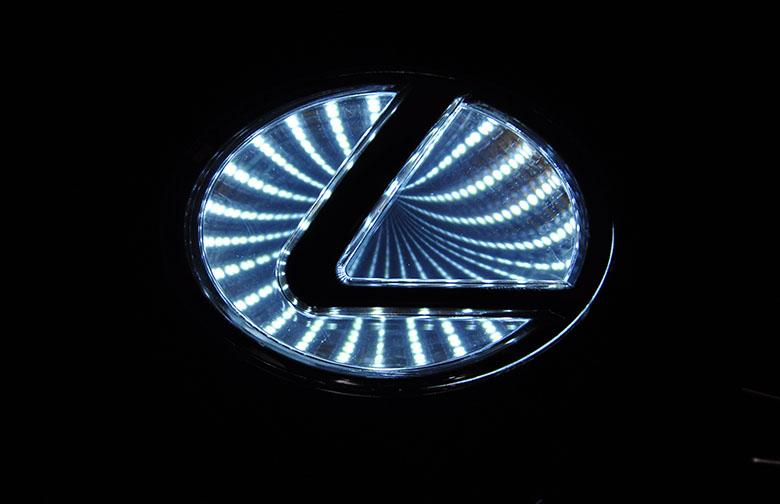 Задние фонари 3D LEXUS /3D [ls1876] delphi колодки тормозные барабанные задние