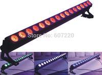 LED Bar Led Flood Llight  with 16pcs RGB  tri-color  LED  wall wash light