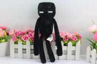 1pcs black 25cm 1pcs Green 19cm Minecraft Doll Minecraft Creeper Toys Super Soft Short Plush Baby Toy