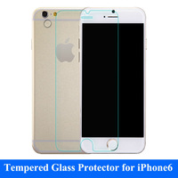"""0.3mm Newest 2.5D Premium Tempered Glass Screen Protector for Apple iPhone 6 4.7"""" Toughened protective Screen Film for iphone6"""