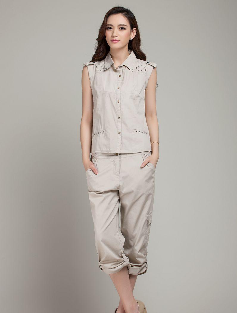 Женские брюки 38 42 46 женские брюки лэйт темный размер 46