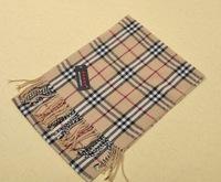Cashmere brand pashmina plaid wool silk Pareo cotton tartan shawl infinity B scarf cape apparel accessories for women