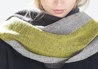 za winter 2014 scarf plaid new designer unisex acrylic basic wrap shawls women's female knitted fall pashmina chirstmas gift