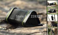 30PCS ER151 Wireless Bluetooth Speaker  A2DP 4W Stereo Outdoor Speakers Waterproof Dustproof Sport speaker Hot Now
