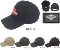Brand new Authentic Brand Genuine men women MOTOCYCLE cap   baseball cap Free shipping