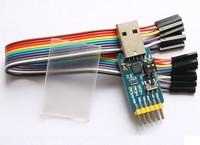 USB to UART serial port module Turn CP2102 usb TTL, 485, 232 each