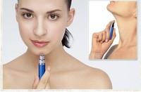 Perfume bottle 6ml Aluminium Anodized Compact Perfume Atomiser fragrance glass scent-bottle 2pc/lot