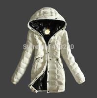 2014 latest fashion duck down fashion designer winter jacket for women