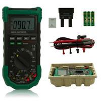 New Arrival High Quality MASTECH MS8268 Auto Range Multimeter w/ Sound / Light Alarm Drop Shipping