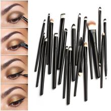 Pro 20Pcs Makeup Brushes Set Powder Foundation Eyeshadow Eyeliner Lip Brush Tool(China (Mainland))