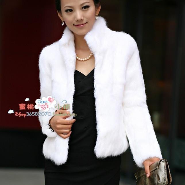 Женская одежда из меха XQ Faux XL F190 xq1981F190 женская одежда из меха cool fashion s xl tctim07040002