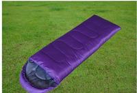 Outdoor sleeping bags Three quarters of envelope camping adult with hood envelope camp sleep bag