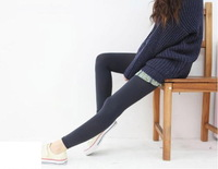 Min.order is $5 (mix order)Free Shipping. Winter and fall warm pants fleece leggings pantyhose Q63