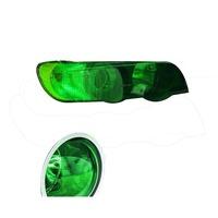 "Hotportgift Smoked Fog Light Headlight Taillight Tint Vinyl Film Auto Car color size choose (12"" X 48"", green)"
