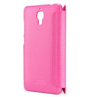 High Quality Original Nillkin Window Filp Sparkle Series PU Leather Case Cover Protective Case for xiaomi Miui M4 Mi4