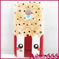 New Fashion Lovely Cartoon Baby Face Bubble Hard Case Cover Skin For Nokia Lumia 530