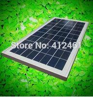 Photosynthetic 20W polycrystalline solar panel photovoltaic module 20W 12V solar panel solar panels