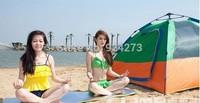 2014 new camping tent camping aluminum foil waterproof mattress mattress yoga sports picnic camping mats 180 * 50 * 0.6cm