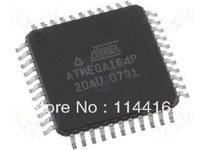 ATMEL ATMEGA164 ATMEGA164PA MEGA164 MEGA164PA MCU AVR 16KB FLASH 20MHZ 44TQFP IC (ATMEGA164PA-AU)
