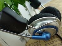 wired computer headphones
