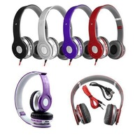 Latest Wireless Bluetooth Stereo Headset Style Headphone Earphone With MIC  D0186