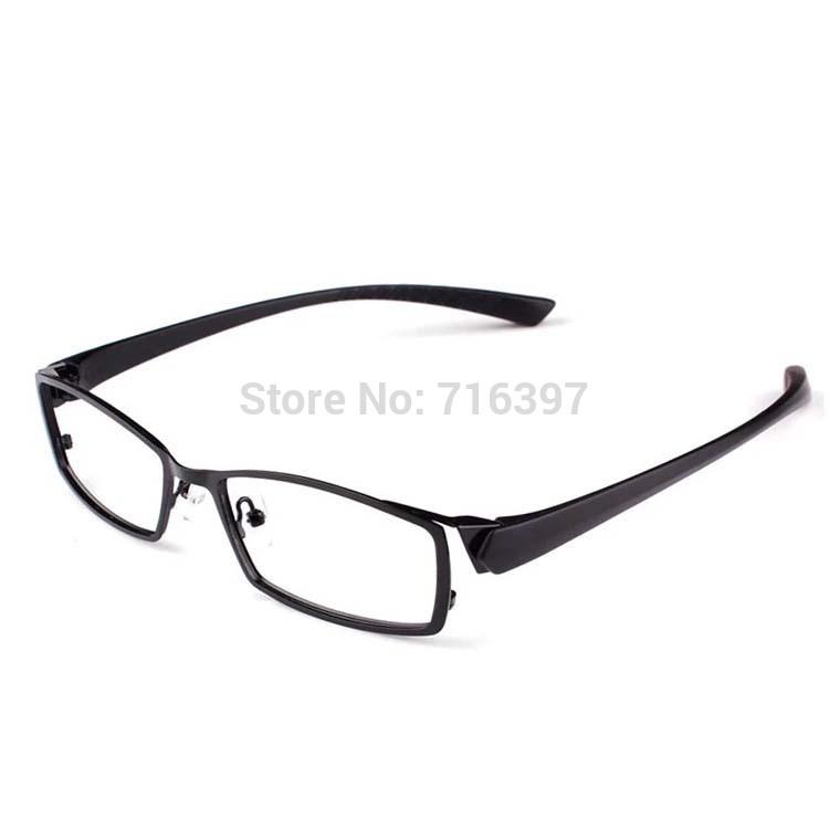 2015 I bright Business Titanium Alloy Glasses Frame Mens ...