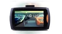 Latest tachograph HD129 HD ultra wide-angle night vision tachograph CAR DVR