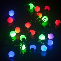 4M 30 LED Crystal Ball Xmas String Lights Christmas Wedding Decoration Party 85836