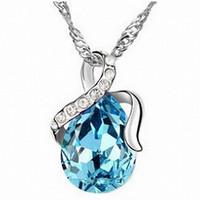 Neoglory Austria Crystal & Rhinestone Collar Necklace & Pendant For Women Jewelry Statement Bijouterie Accessories Gift 2014 123