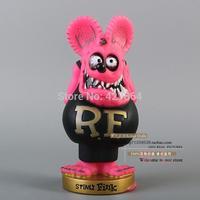 FUNKO - shaking his head doll - - Legend - Rat Fink - Green - Car Model doll ornaments - Free Shipping