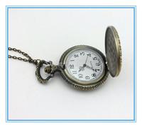 Wholesale Quartz Metal Crown  Pocket Watch_Small Metal Watch