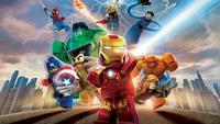 DIY enlighten block bricks*Super Heroes Minifigure sets*