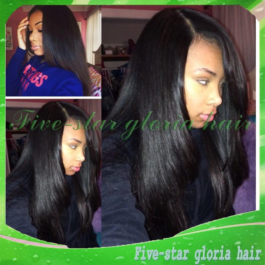 Hair Naturally Parts Side Side Part u Part Peruvian Hair