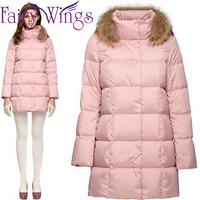 Winter Coat Women Duck Down Parka 2014 Long Luxury Fur Collar Thick Down Warm Coat Winter Jacket Women Jaqueta Feminina PH2241