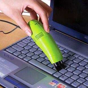 Mini USB Vacuum Computers Laptop Keyboard Cleaner Vacuum Brush mini aspirador de teclado super clean laptop mini portable vacuum(China (Mainland))