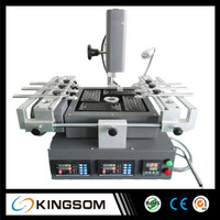 Newest design KS-300 3 temperature zones automatic bga rework station for laptop motherboard ps3 controller repair and rework
