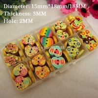 149191,10 color mix 100 pcs LOVE and flower wood button wholesale Children's clothes button accessories handmade art