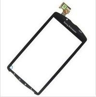 black Outer Glass Touch Screen toque de vidro pantalla tactil For sony ericsson R800