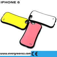 Colorful candy iFace Case For iphone 6 +TPU hard cover case for iphone 6 thin design 50pcs/lot
