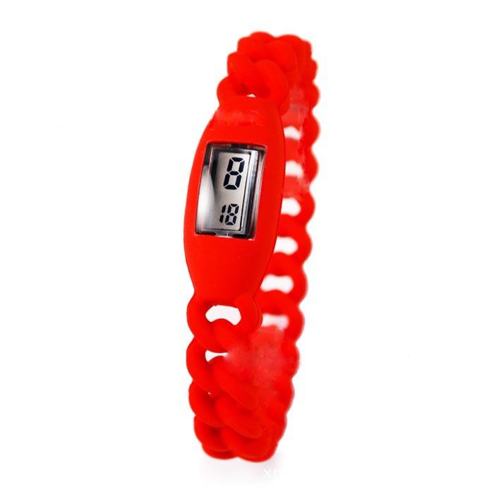 LED Display Digital Cartoon Mini Sports Watches Children Women Men Top Luxury Brand Fashion Casual Dress Wristwatches 2014 New(China (Mainland))