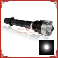 UltraFire MCU WF-1200L SSC P7 Outdoor Waterproof LED Flashlight with Assault Crown