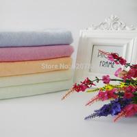 Free shipping  Super Soft 100% cotton sport towel shrink resistant