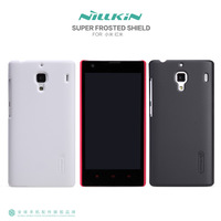 With Screen Protector NILLKIN Super Frosted Shield Case For Xiaomi Hongmi 1S / Red Rice 1S Retailed Package + Free Shipping