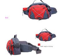 Multi-function Pocket men's casual sports female cycling outdoors hiking baodan shoulder-slung small bag