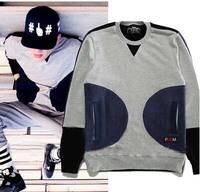 fashion 2014  sweatshirts autumn brand crewneck tracksuit sportswear sport  hoodie clothes for men hip hop sweater  jogging suit