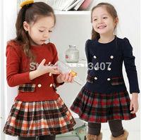 2014 Free shipping 2013 Girls Princess Dress WHM
