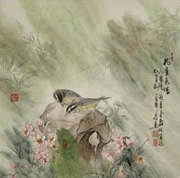 zkf2017 100% hand painted chinese landscape paintings for living room wall decor kungfu painting