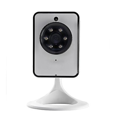GND-VS366 Home Wireless IP Network WiFi 720P HD Security Camera Scan QR Code View,P2P(China (Mainland))